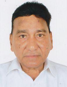 BAKHTAWAR C. RANKA (Dadai/ Mumbai) --- PRESIDENT ---