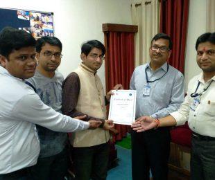 TallyACE Certificate Distribution
